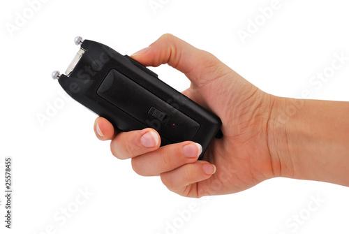 Fotografie, Obraz  stun gun