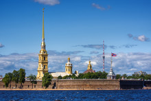 The Peter And Paul Fortress, S...
