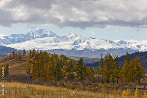 Autumn in mountains #25614480