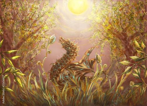 Poster Draken Добро пожаловать в сказку!