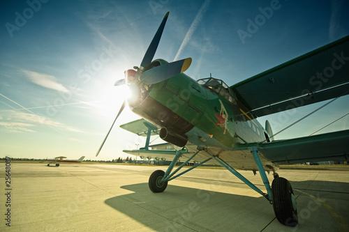 Fotografie, Tablou Antonow AN2