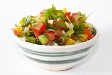 Salat Gehackt