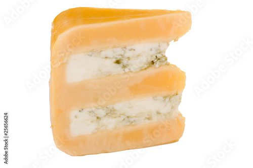 Photo  Gloucester with Cheese blue