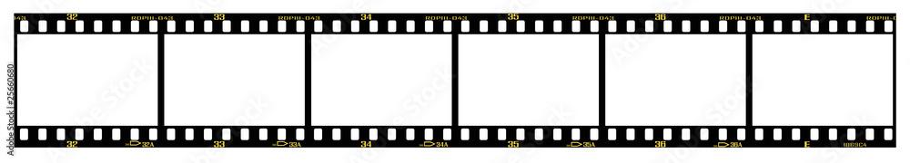 Fototapety, obrazy: slide filmstrip