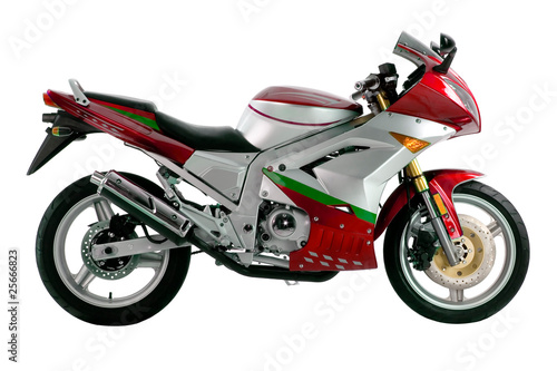 Poster Motocyclette super_bike