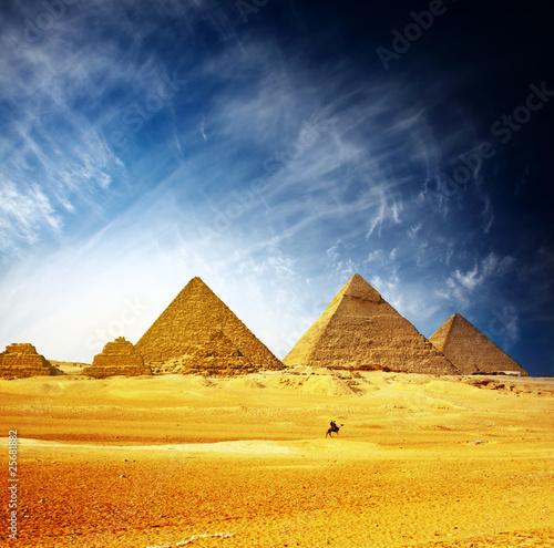 Pyramids #25681882
