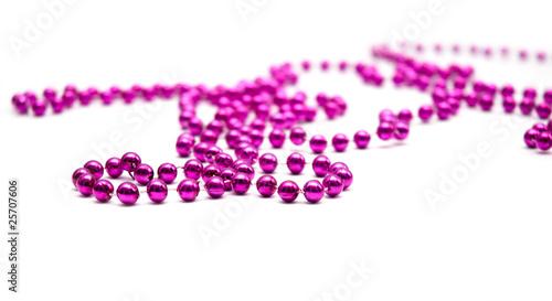 Fotografía  pink beads