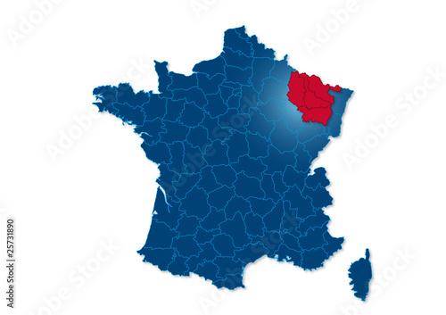 Fotografia  Région Lorraine France