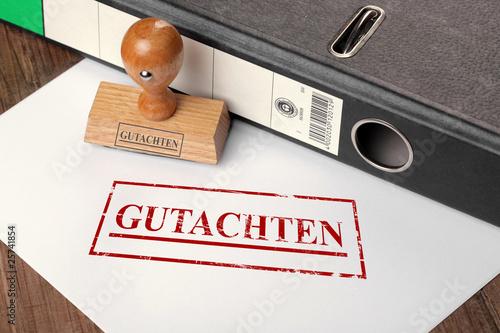 Fotografia, Obraz Gutachten