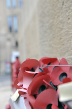 Poppy Wreaths For UK Remembrance Day