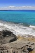 Escalo Formentera turquoise mediterranean sea
