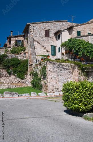 Fototapety, obrazy: Spello. Umbria. Italy.