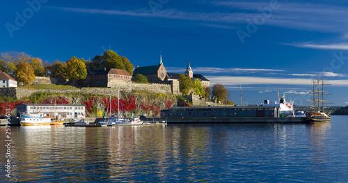 Photo  Akershus Fortress, Oslo, Norway