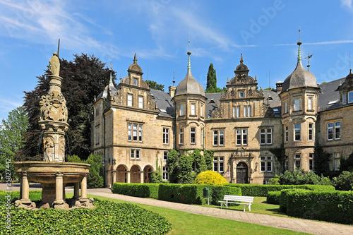 Fotografie, Obraz  Das Schloss Bückeburg in Bückeburg