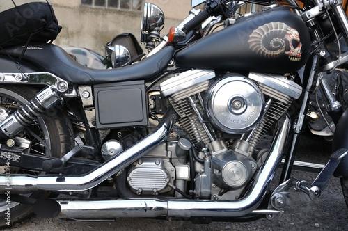Plakaty motory   silnik-motocykla