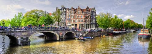 Fotobehang Amsterdam Amsterdam (Netherlands)