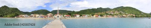 Panoramique Anse d'Arlet