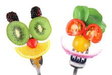 Faites Manger Des Fruits Et Des Légumes à Vos Enfants !