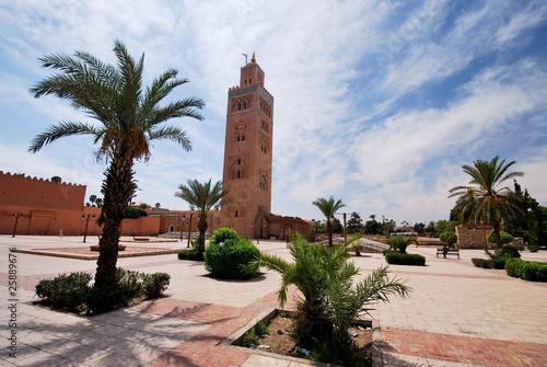 Recess Fitting Morocco Mosquée de la Koutoubia à Marrakech