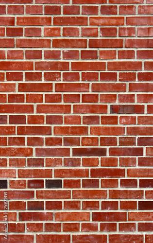 red brick texture