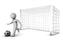 3d Goal-keeper