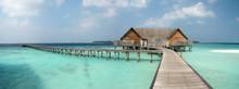 Overwater Villa On The Lagoon