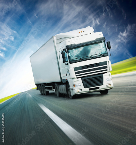 Fotografía  Truck