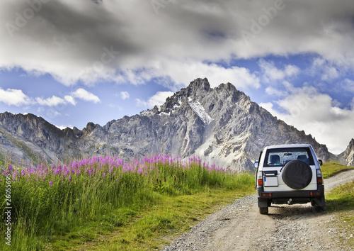 Valokuva  Parque nacional de La Vanoise
