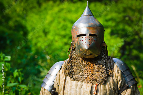 Canvas Prints Knights knight in shining armor