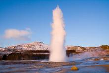 Iceland Geyser