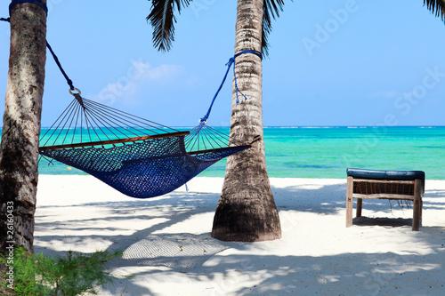 Poster Zanzibar Perfect tropical paradise