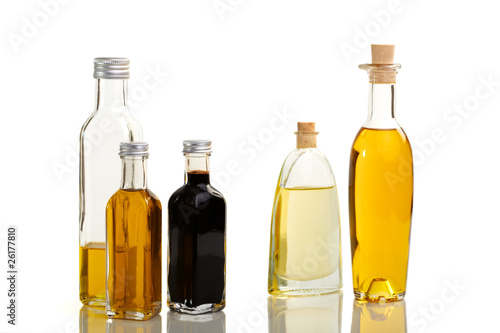 Poster Bar Oil and vinegar assortment