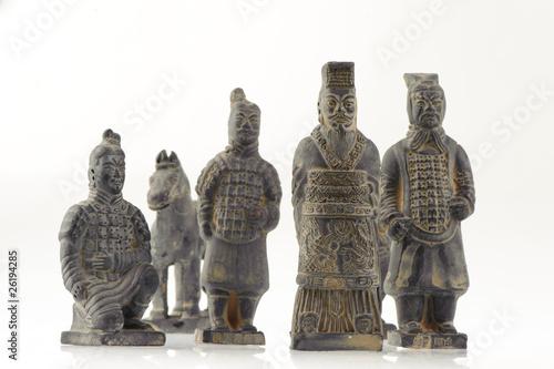 Foto op Plexiglas Xian Terra Cotta Warriors