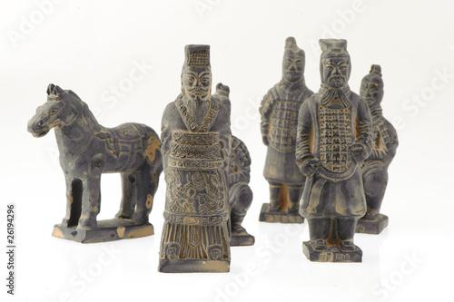 Tuinposter Xian Terra Cotta Warriors