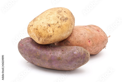 Fotografie, Obraz  Potatoes