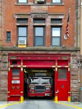 Fire Station In Manhattan