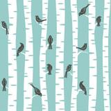 trees pattern - 26270446