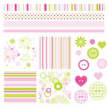 Patterns - Scrabook Elements