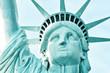 Freiheitsstatue Lady Liberty - Wahrzeichen von New York City