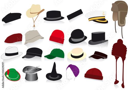 Photo chapeaux