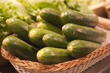 Panel Szklany Warzywa ZUCCHINI
