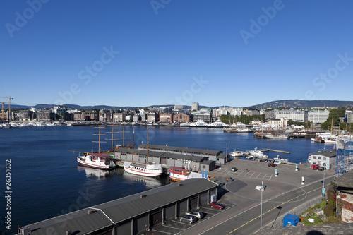 Photo  Hafen Oslo