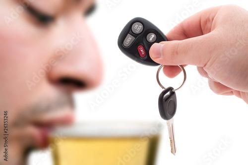 Fotografie, Obraz  Drunk Driving