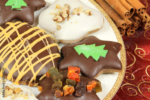 Polish Christmas Gingerbread Cookies Traditional Xmas Sweets Buy