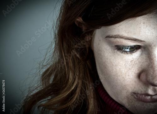 Fotografie, Obraz  Depression