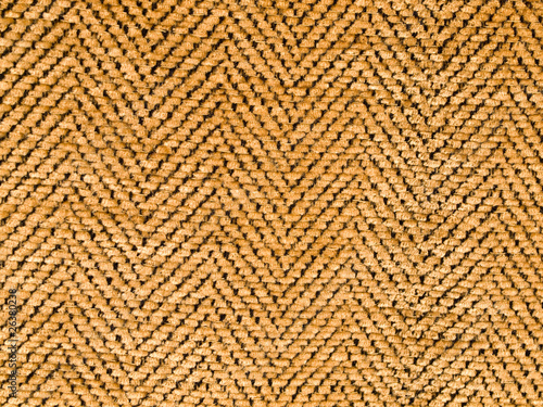 Full Frame Background of Fabric from Mens Suits Canvas Print