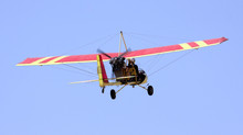 Ultra Light Airplane