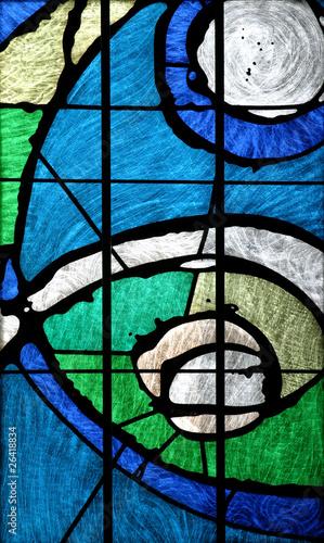 jasne-i-kolorowe-witrazowe-okno-kosciola
