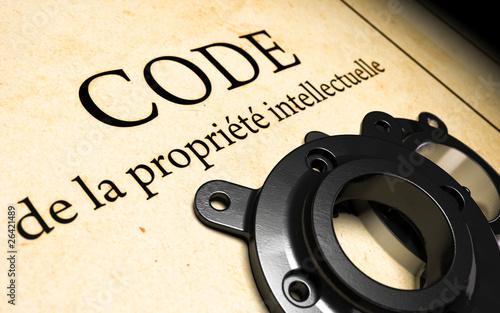 Fotografie, Obraz contrefaçon - protection de pièces brevetées - justice
