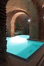 An Underground Swimming-pool I...